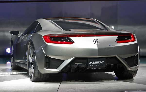 2013 Acura NSX price