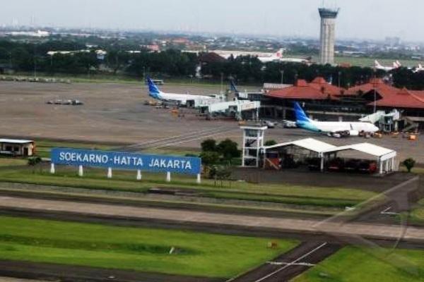 Daftar Kode Bandara / Lapangan Terbang Di Indonesia