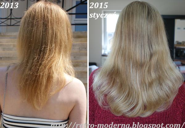 MOJA WŁOSOWA PRZEMIANA Z HAIR MEDIC - zobacz cały post - kliknij na zdjęcie
