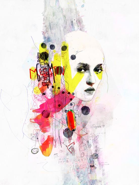 Raphael Vicenzi. Ilustración 2013