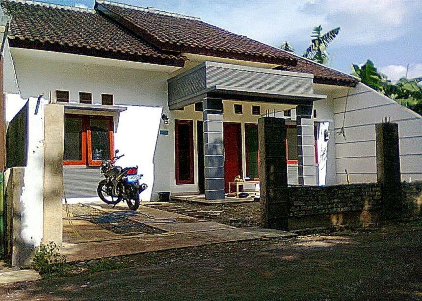 RUMAH DIJUAL Dijual rumah minimalis