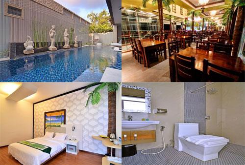 Hawaii Bali Hotel Kuta