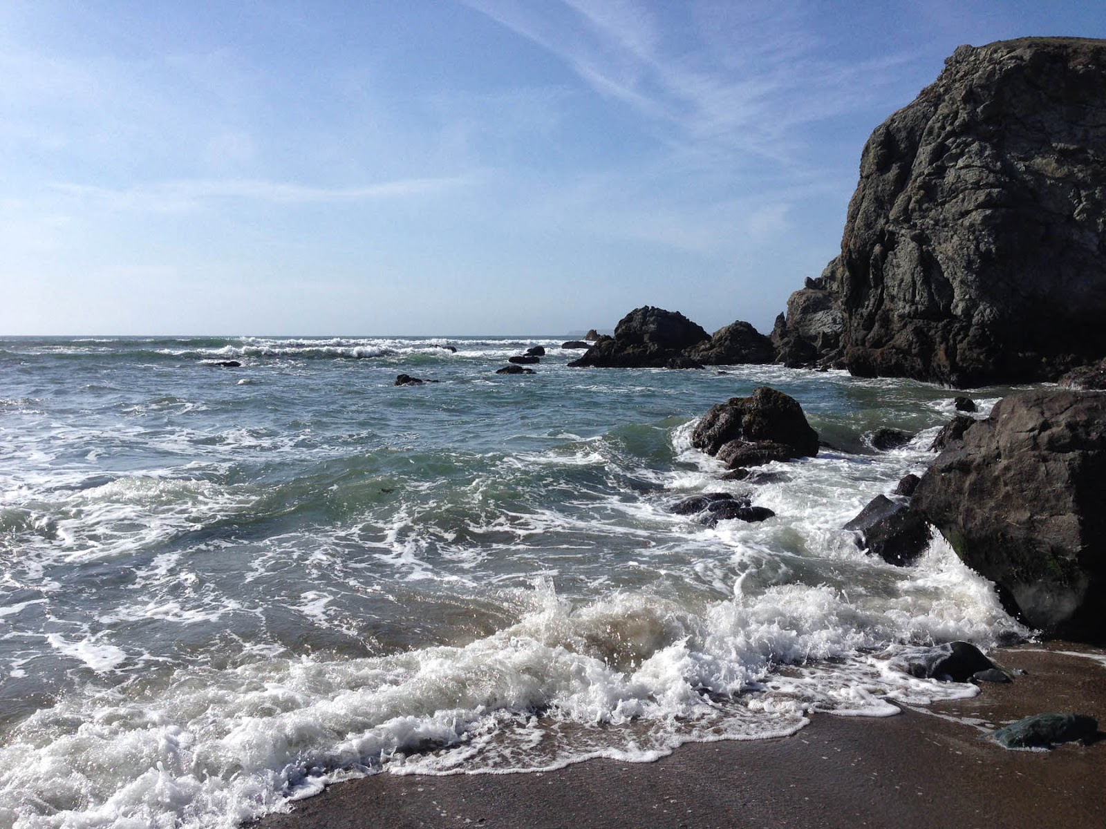 Soul restoration: A weekend at Dillon Beach