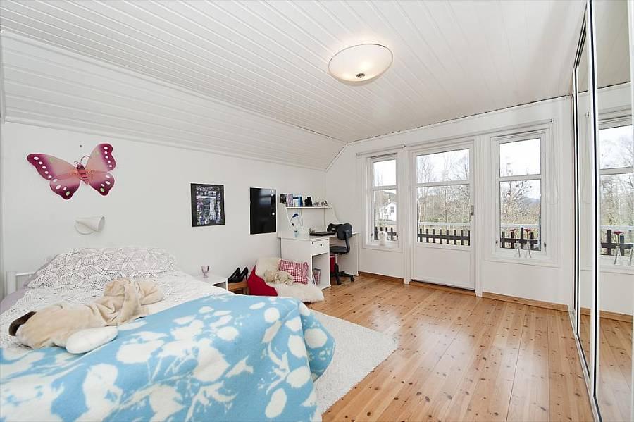 Kristine lillebø: soverom før og nå!