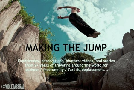 MAKING THE JUMP