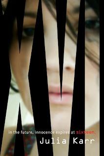 Book Cover XVI by Julia Karr
