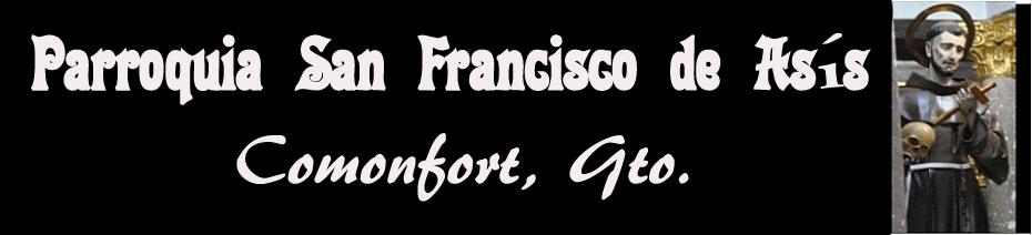 Parroquia San Francisco de Asís, Comonfort, Gto.