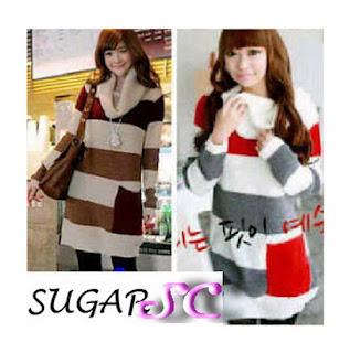 grosir baju rajut model sugar