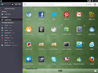 Joli OS Desktop