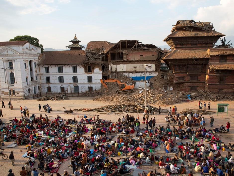 Nepal Earthquake Bhaktapur 2015