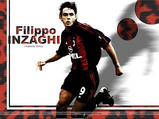 Filippo Inzaghi AC Milan Wallpaper 2011 6