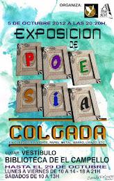 EXPOSICIÓN POESÍA COLGADA
