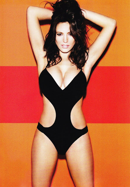 Sexy PlayBoy Model Kelly Brook 2011 Latest Photo Shoot Pics