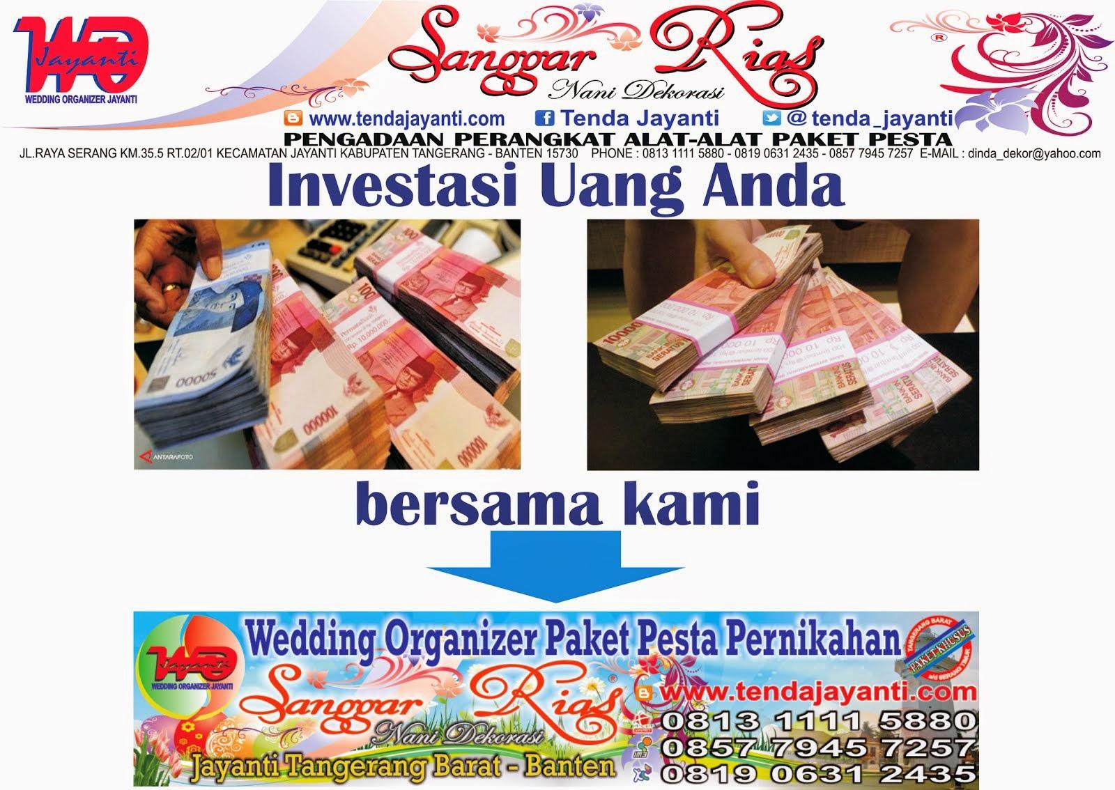 Investasi Uang Anda