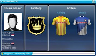 Rahasia Cheat Emblem & Kostum Game Top Eleven