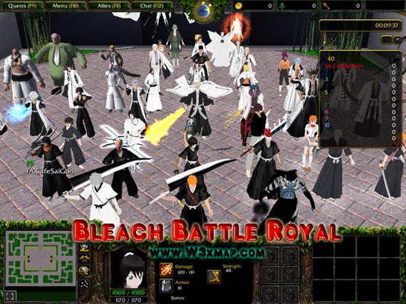 Bleach EvolveStar Search Bleach Story A Bleach RP Forum