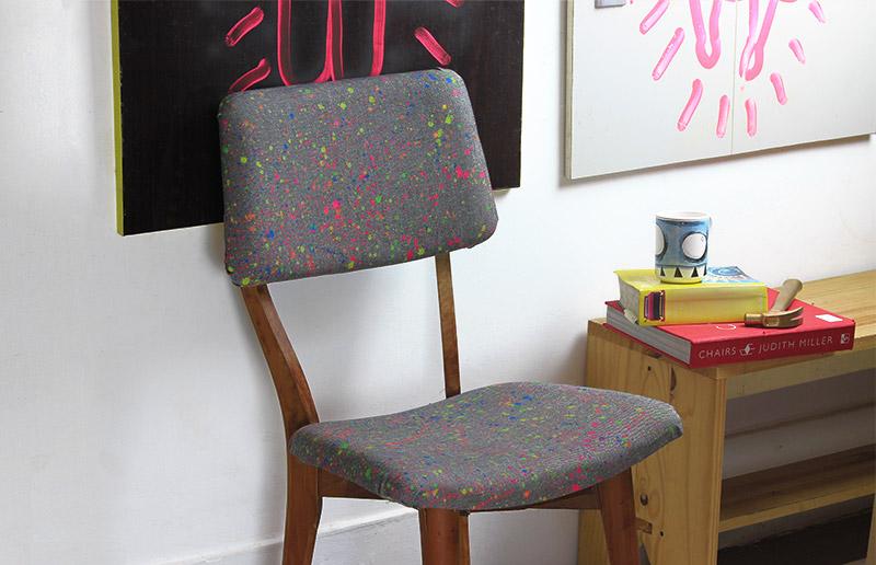 Como estofar uma cadeira