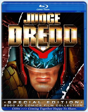 Judge Dredd 1995 Dual Audio Hindi 720p BRRip 700mb