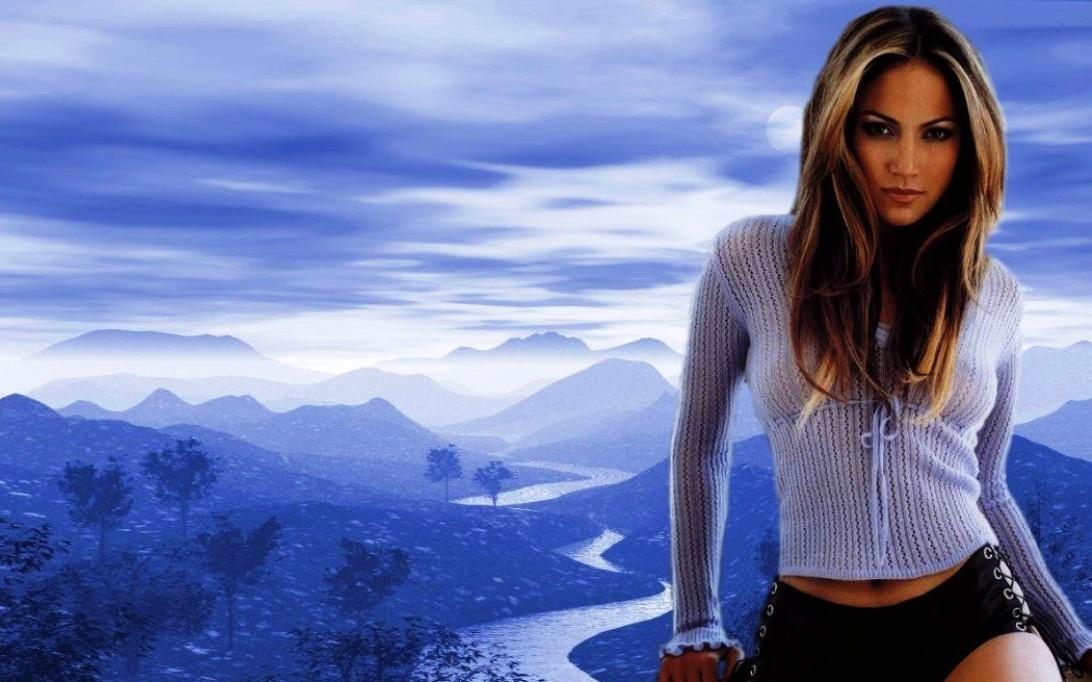 Jennifer Lopez (Wallpaper 3)
