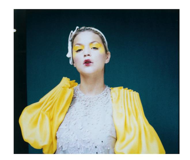 Virginie Efira - Keith Magazine - photos: lisa roze
