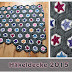 Häkeldecke Tutorial halbes Hexagon