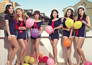 T-ara FHM China