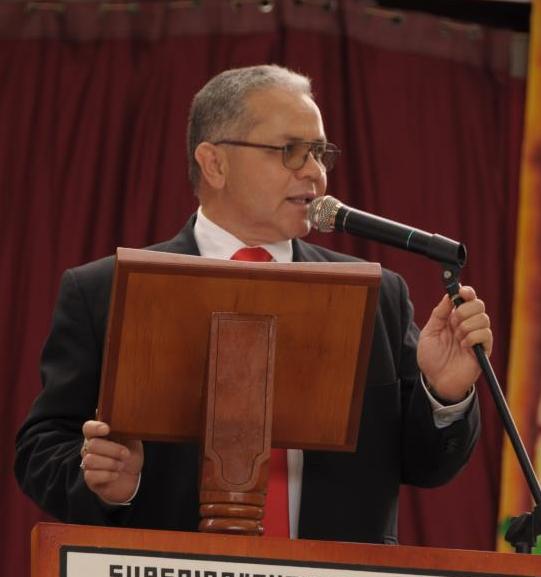 RECTOR COLEGIO SAN ANTONIO
