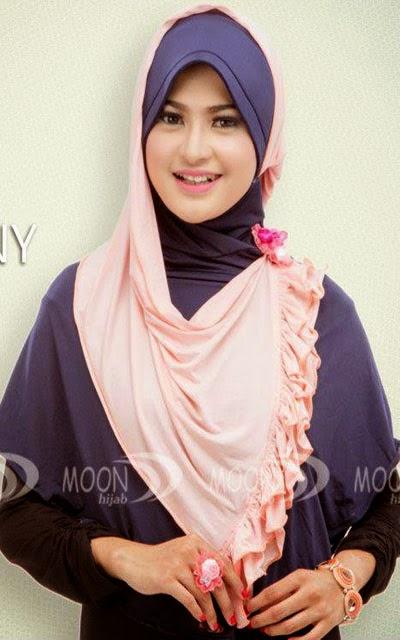 Hijab avec cagoule