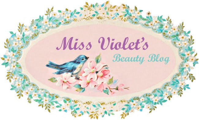 ...miss violet's beauty blog
