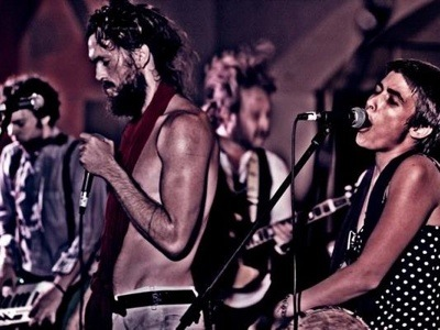 an analysis of the song home by edward sharpe and the magnetic zeros It's hard to say whether edward sharpe and the magnetic zeros has hit their   years of touring and life experience behind him, sharpe uses the album's  it's  impossibly catchy — much like 'home' was on up from below.