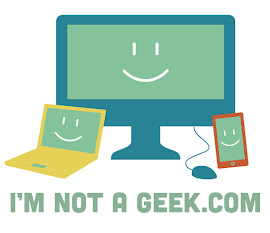 Click on the picture to get to I'm not a Geek.com