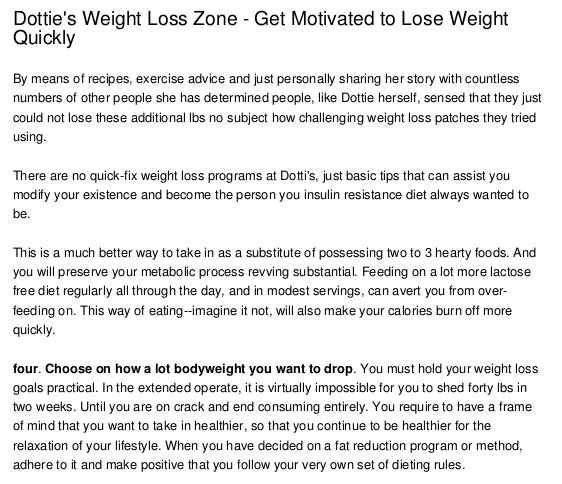 meal programs for weight loss