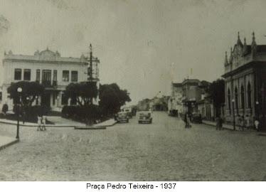 CLUBE BARBACENENSE EM 1937