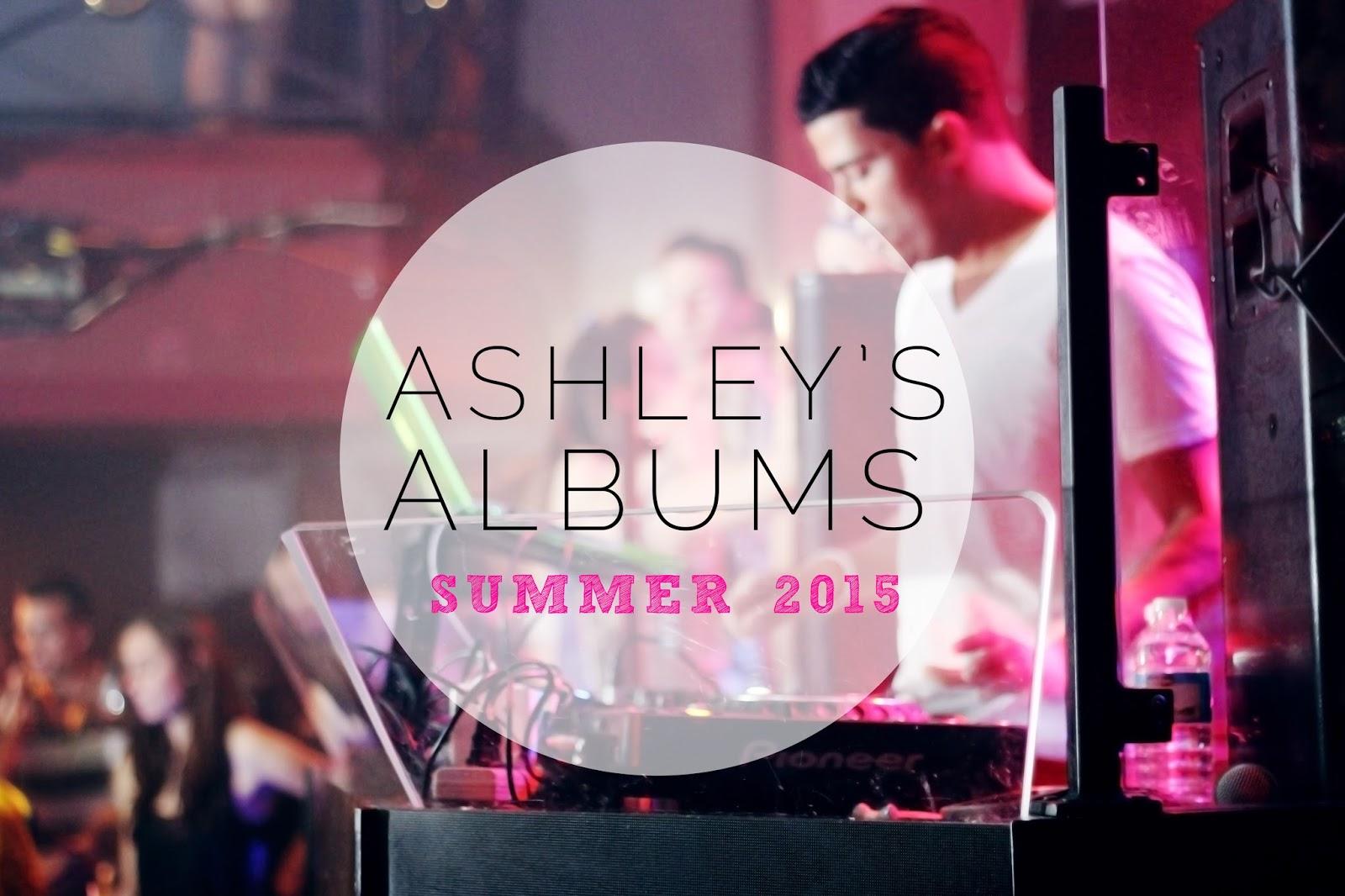ashley's albums