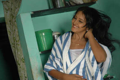 Archana Sharma in Towel Spicy Hot Photos