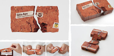 Clever Business Cards and Creative Business Card Designs (15) 5