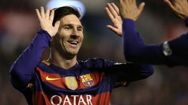 Leo Messi confirma que se encuentra en un momento de forma espectacular