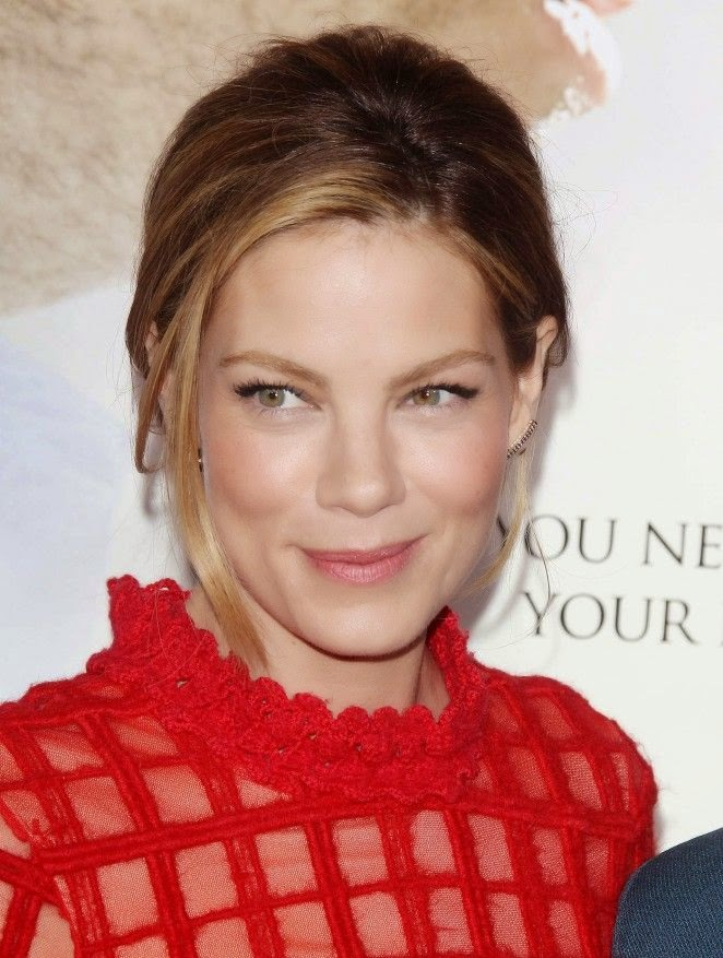 "When it comes to making an impact, Michelle Monaghan seems to know what she's doing. The actress stole the limelight as she walked on the red carpet at the movie premiere of ""The Best of Me"" at Los Angeles, USA on Wednesday, October 8, 2014."