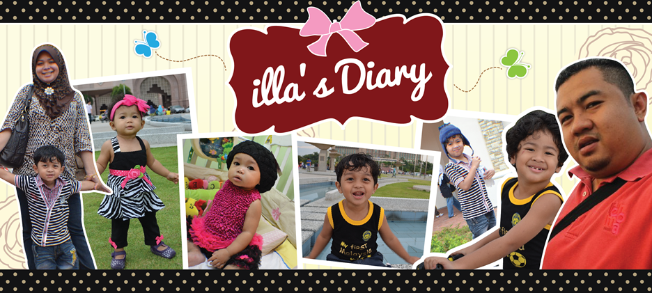 ~ iLLa&#39;s Diary ~