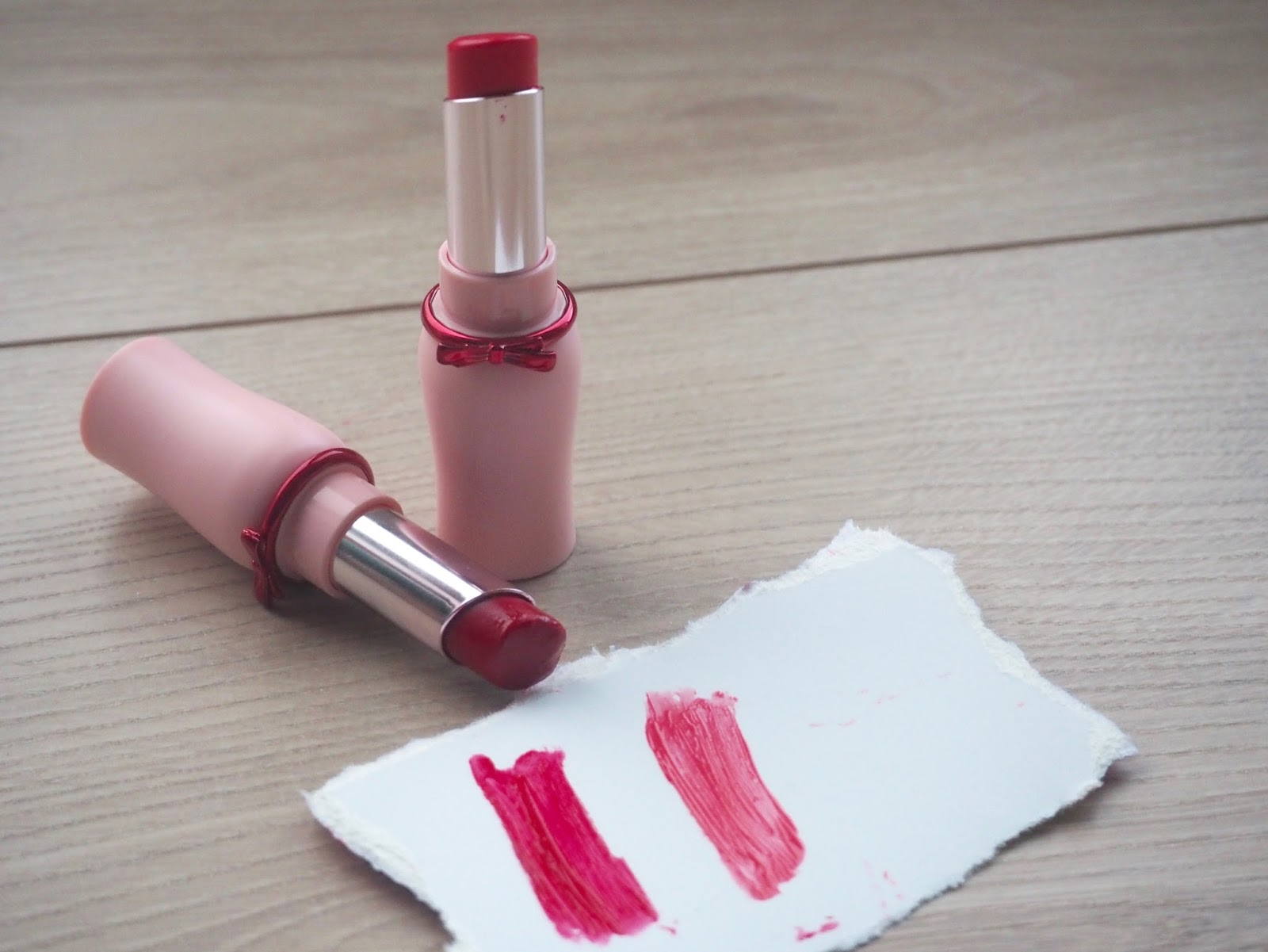 Etude House Dear My Enamel Lips-Talk Review