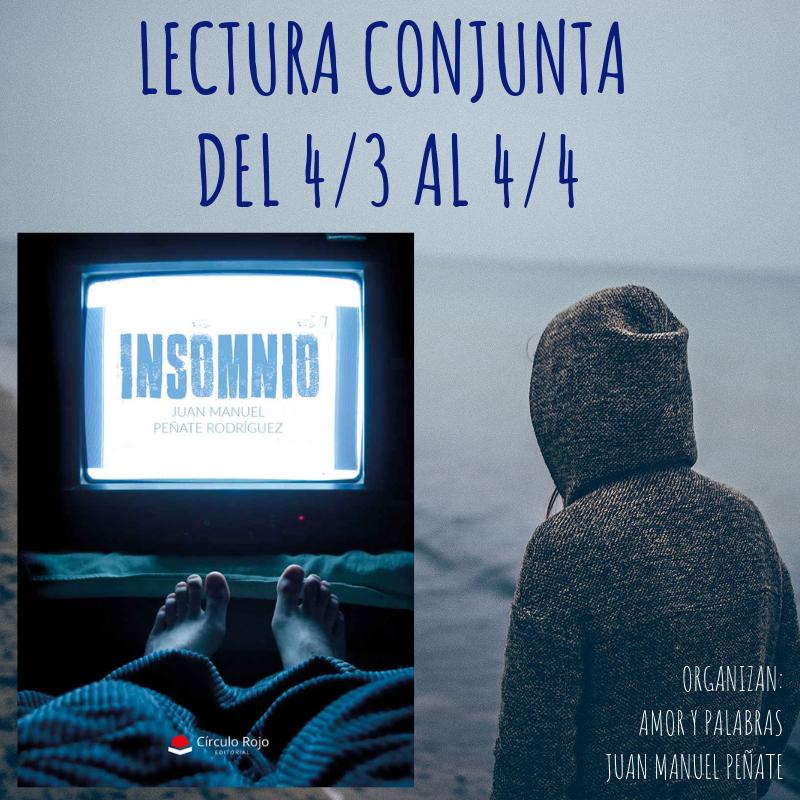 """Sorteo + Lectura conjunta """"Insomnio"""""""