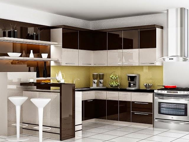 Menata Dapur Rumah Minimalis