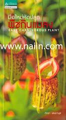 มือใหม่หัดปลูกพืชกินแมลง