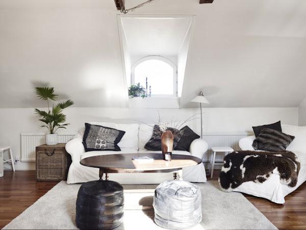 Que poner encima del sofa decorar tu casa es for Decoracion de espacios abiertos en casa