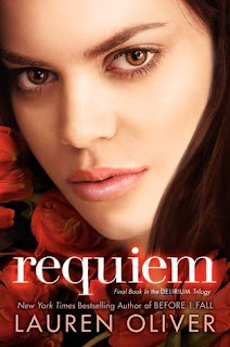 Resea: Requiem de Lauren Oliver