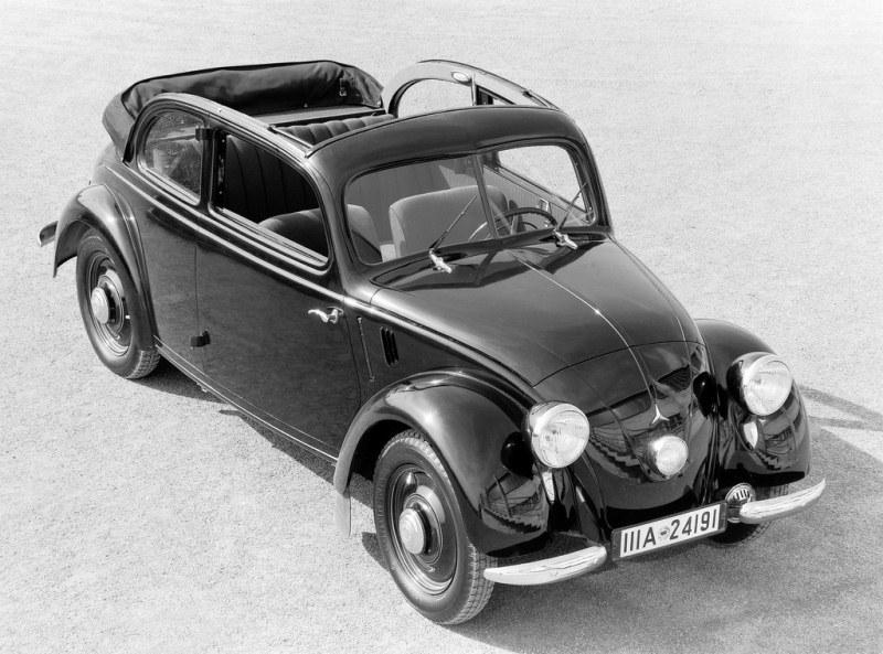 Bmotorweb curiosidades mercedes benz 170 h o fusca da for Mercedes benz volkswagen