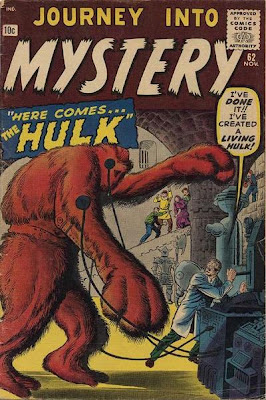 Journey into Mystery, Hulk