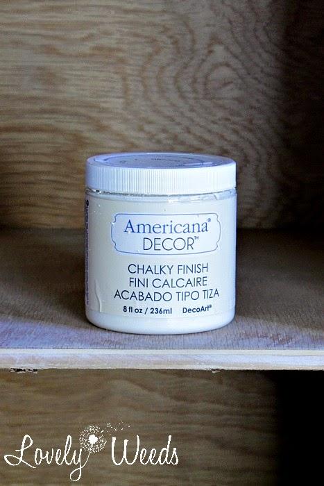 Americana Decor Chalky Finish Paint