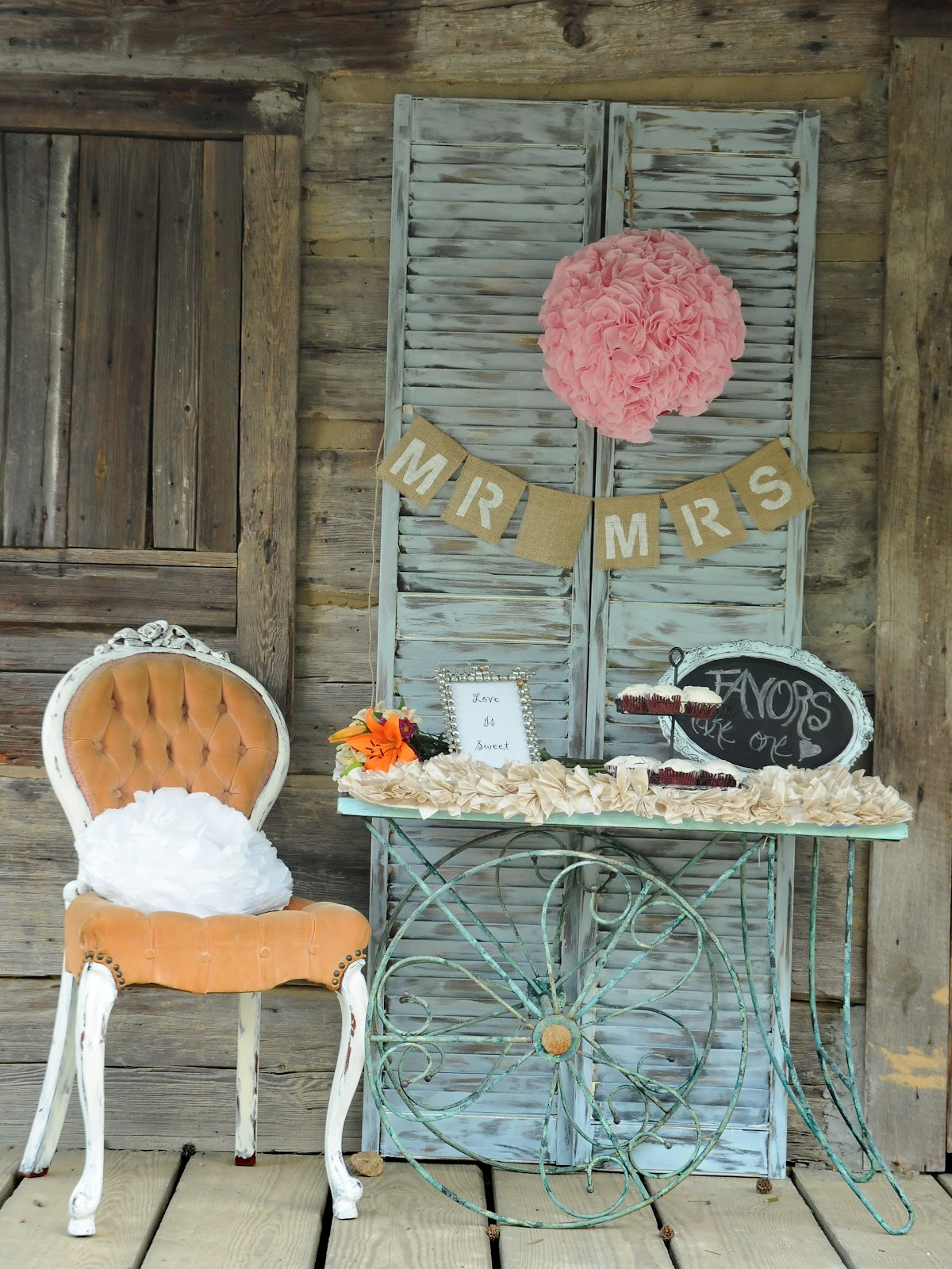 The French Flea Photo Shoot Of My Rustic Vintage Wedding Decor For Sale Or Rental In Birmingham AL