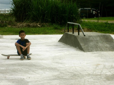 Pacitan Skateboarding